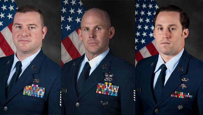 Keller, Baker, Sanderson named top troops in KYANG